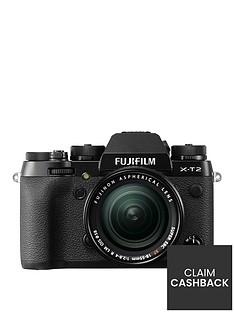 fujifilm-fujifilm-x-t2-camera-inc-18-55mm-lens-243mp-30lcd-4k-fhd-black