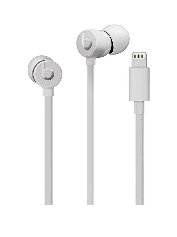 b5407d66e6b66c Beats by Dr Dre urBeats 3 Earphones with Lightning connector - The Beats  Icon Collection, Satin Silver