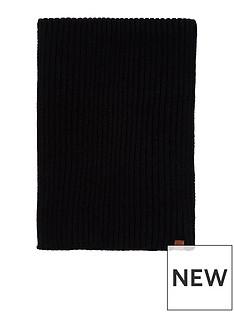 river-island-rib-knitted-scarf