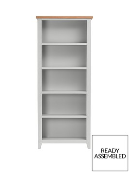 julian-bowen-richmond-ready-assembled-bookcase