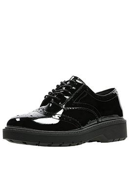 Clarks Alexa Darcy Brogue Shoe