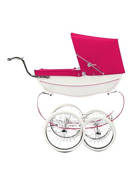 silver-cross-oberons-very-pink-exclusive-dolls-pram-personalised