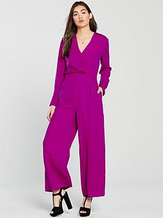 warehouse-pleat-wrap-jumpsuit