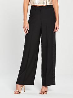 warehouse-warehouse-tuxedo-wide-leg-satin-side-stripe-trouser