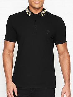 versace-collection-baroque-embroidered-polo-shirt-black
