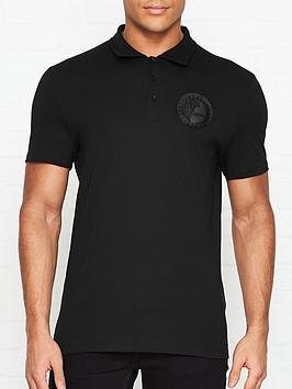 versace-collection-medusa-head-badge-logo-polo-shirt-black