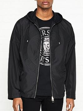 versace-collection-medusa-logo-hooded-jacket-black