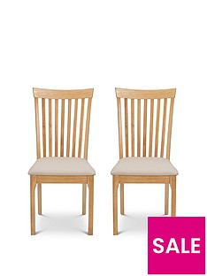 julian-bowen-pair-of-ibsen-solid-wood-dining-chairs