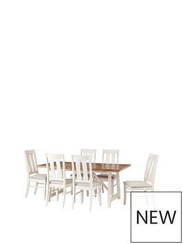 julian-bowen-pembroke-180-cm-solid-wood-and-oak-veneer-dining-table-6-chairs