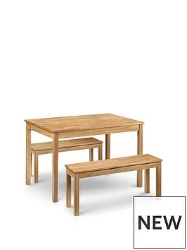 julian-bowen-coxmoor-118-cm-solid-oak-dining-table-2-storage-benches