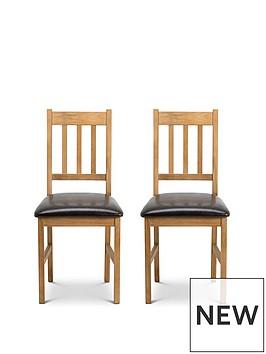 julian-bowen-pair-of-coxmoor-solid-wood-chairs