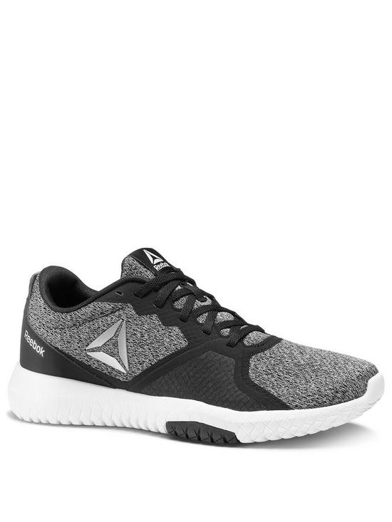 9f6388373518 Reebok Flexagon Force - Black Grey