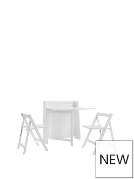 julian-bowen-helsinki-space-saver-dining-table-2-chairs