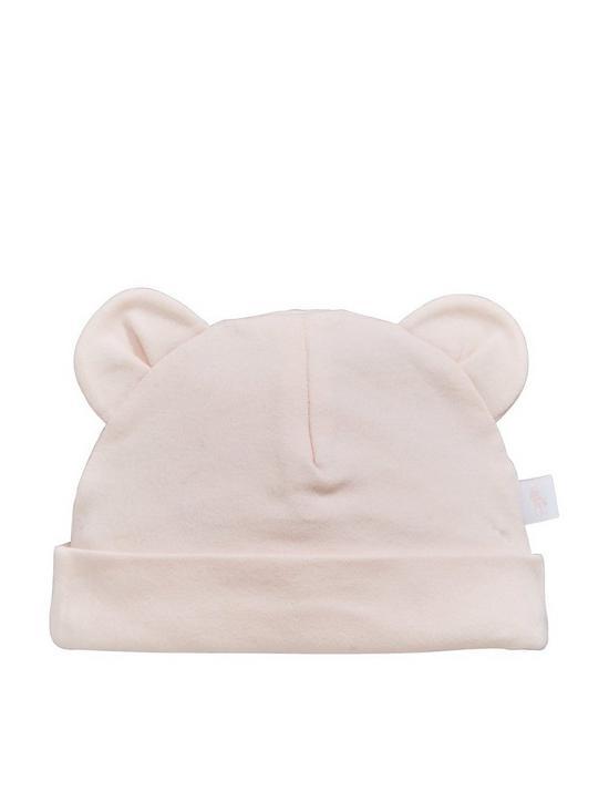 73eef72826408 Ralph Lauren Baby Girls Bear Ears Hat