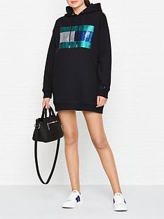tommy-hilfiger-hanna-sequin-flag-sweater-dress-black