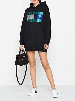 tommy-hilfiger-hanna-sequin-flag-sweater-dress-black