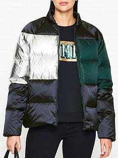 tommy-hilfiger-metallic-colourblock-down-padded-jacket-navygreen
