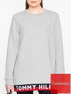tommy-hilfiger-khloe-logo-tape-sweatshirt-grey