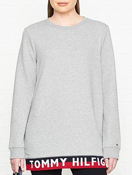 tommy-hilfiger-khloe-logo-tape-sweatshirt-grey