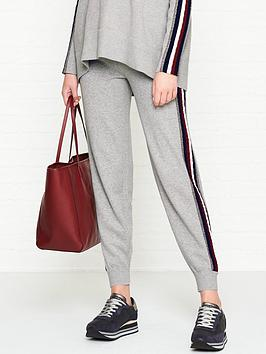 tommy-hilfiger-iconsnbsplurex-stripe-sweatpants-grey