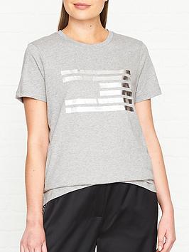 tommy-hilfiger-icon-tess-logo-t-shirt-grey