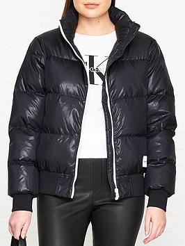 calvin-klein-jeans-cropped-down-padded-jacket-black