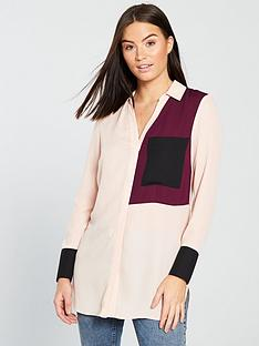 wallis-block-colour-shirt-berry