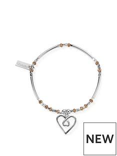 chlobo-limited-edition-rose-amp-sterling-silver-entwined-heart-bracelet