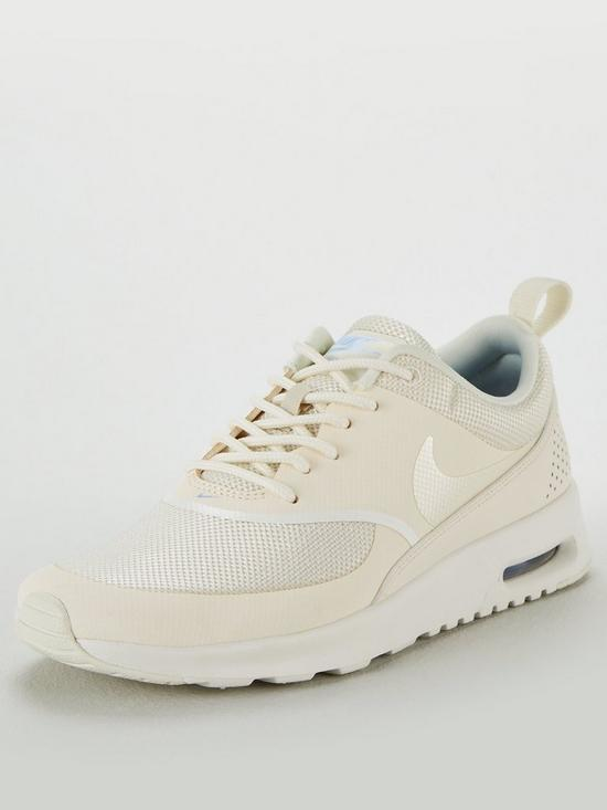 27c6233d54c4 Nike Air Max Thea - Cream White