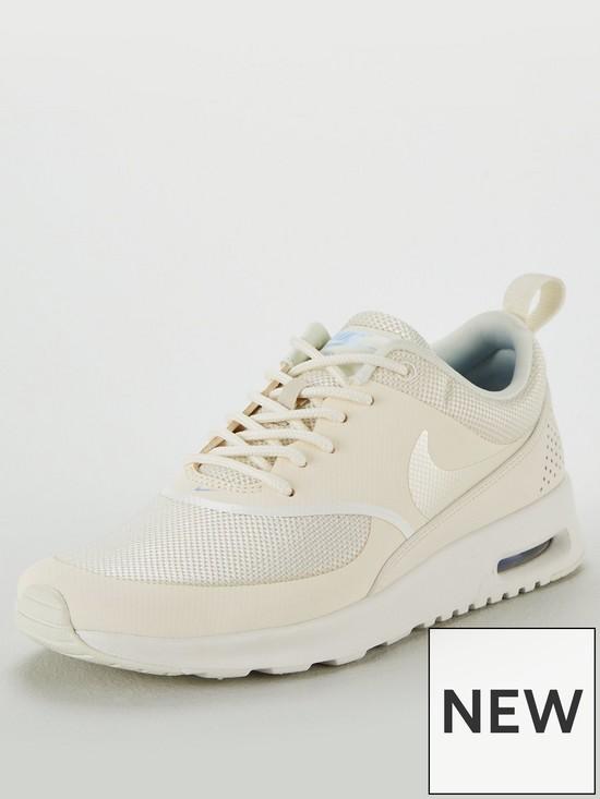 Nike Air Max Thea - Cream White  7057966577a