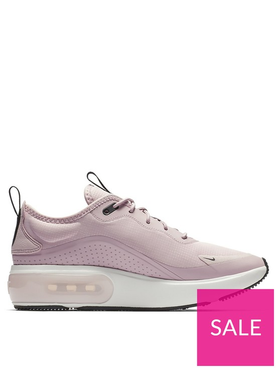 21333adade Nike Air Max Dia - Pink/White | very.co.uk
