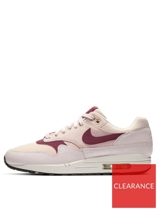 Nike Air Max 1 SD Pink Trainers Clearance