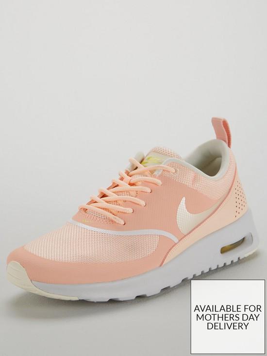 bfc610998a2b Nike Air Max Thea - Pink White