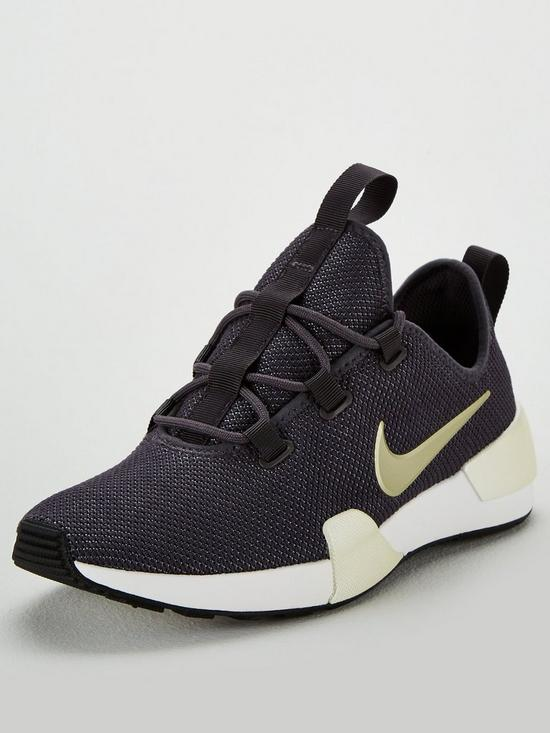 837b75019be020 Nike Ashin Modern Premium - Grey Gold