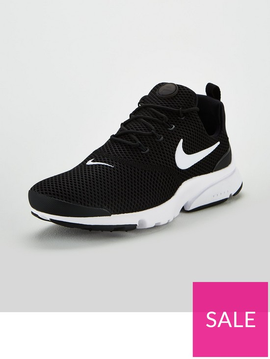 30fb43d3ebc51 Nike Presto Fly - Black   very.co.uk