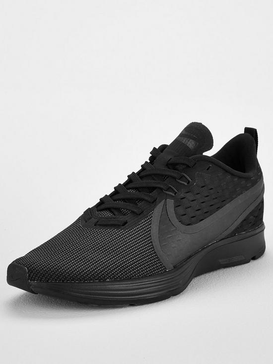 afe0d63549c3a Nike Zoom Strike 2 - Black