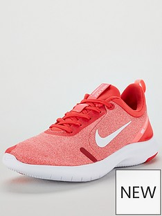 Nike Flex Experience RN 8 - Red White 9fd2ef26ce