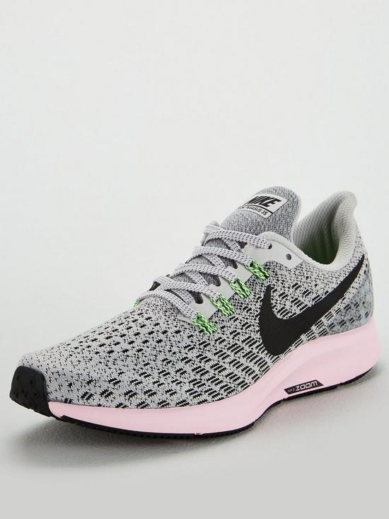 79b60419e5b9 Nike Air Zoom Pegasus 35 - Grey Pink