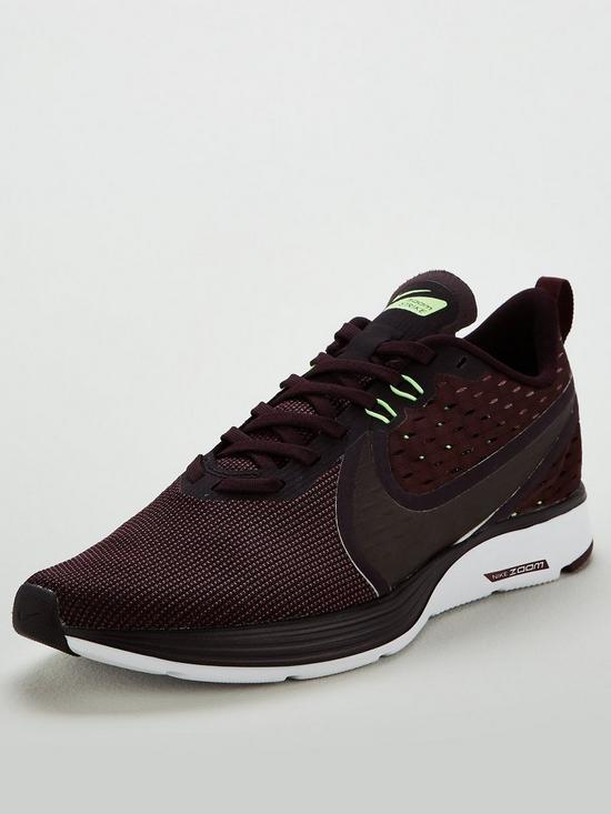e621d340841857 Nike Zoom Strike 2 - Burgundy