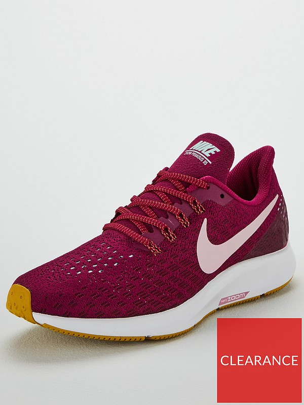 buy online 6244d 0452f Air Zoom Pegasus 35 - Raspberry/White