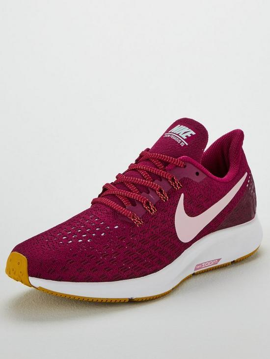 ef6ffccbd358 Nike Air Zoom Pegasus 35 - Raspberry White
