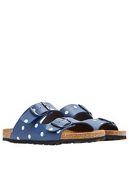 joules-penley-flat-sandal-dbluspot-dark-blue