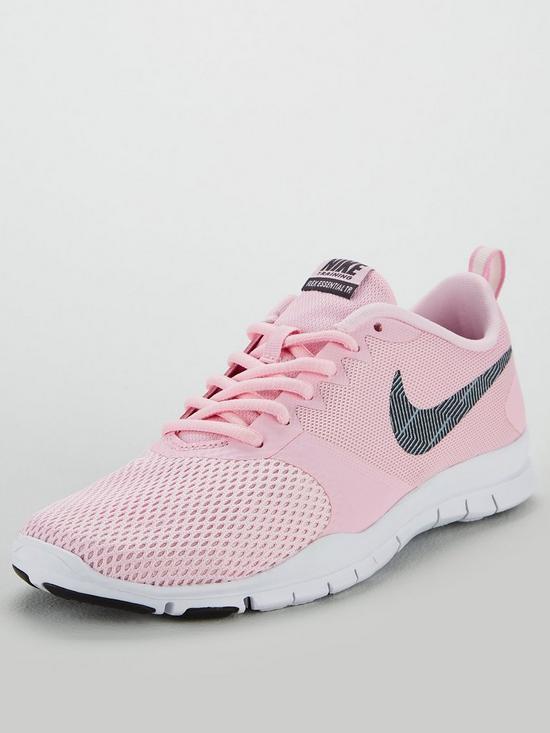 ac82e2ddc6a74 Nike Flex Essential TR - Pink White