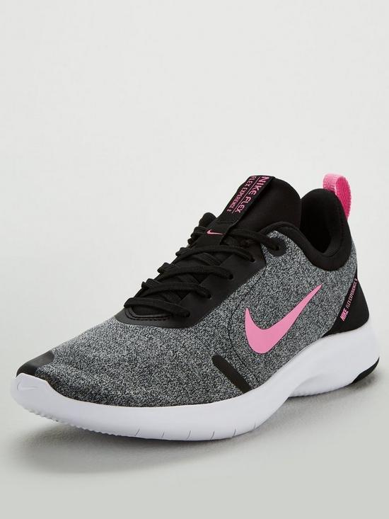 6e978c793590 Nike Flex Experience RN 8 - Grey Black Pink