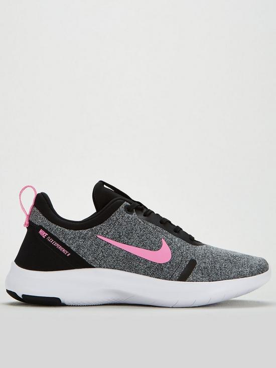 a238c5d40c2b ... Nike Flex Experience RN 8 - Grey Black Pink. 5 people have looked at  this in the last couple of hrs.