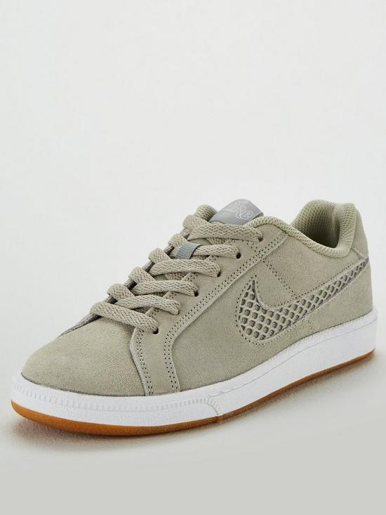 pretty nice 8fcc1 4ec03 Nike Court Royale Suede - Green Gum