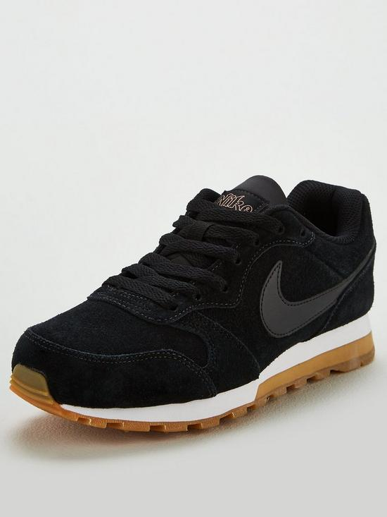 free shipping bd64a 85fcd Nike MD Runner 2 SE - Black   very.co.uk