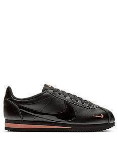 competitive price 1a8bb 36f05 Nike Classic Cortez Premium - Black Gold