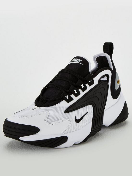 92e4c50a2 Nike Nike Zoom 2K - Black/White   very.co.uk