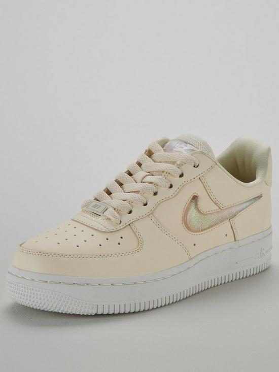 super popular b65aa 2b470 Nike Air Force 1  07 Se Premium - Cream White